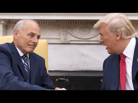 Trump considering options to replace John Kelly as chief of staff Mp3