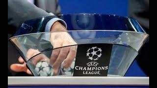 UEFA Champions League - Tirage au sort des 8es de finale