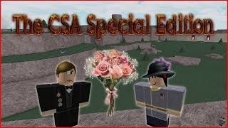 The CSA Special Edition! - [Roblox] Funny Moments