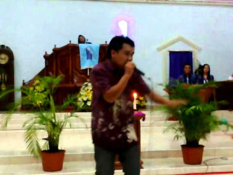 Dodi Beatbox _ Christmas 2013 @Pemuda GMIM Koinonia Ranomea