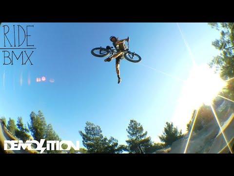 BMX - DEMOLITION DAYS - PAT CASEY & FOD SESSIONS