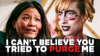 I Can't Believe You Tried to Purge Me (CH Does the Purge)