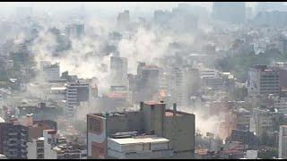 México: la crónica del devastador terremoto