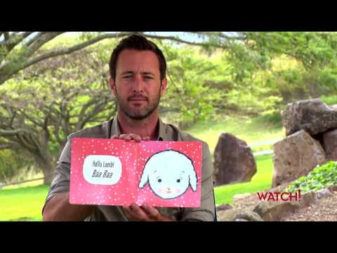Story Time with Hawaii Five0's Alex O'Loughlin