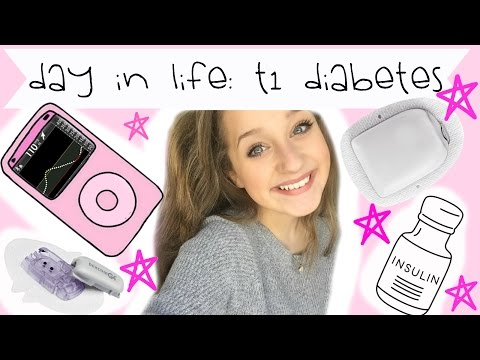 DAY IN A LIFE OF A TYPE 1 DIABETIC