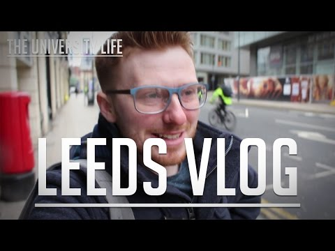 Leeds Vlog! | The University Life |