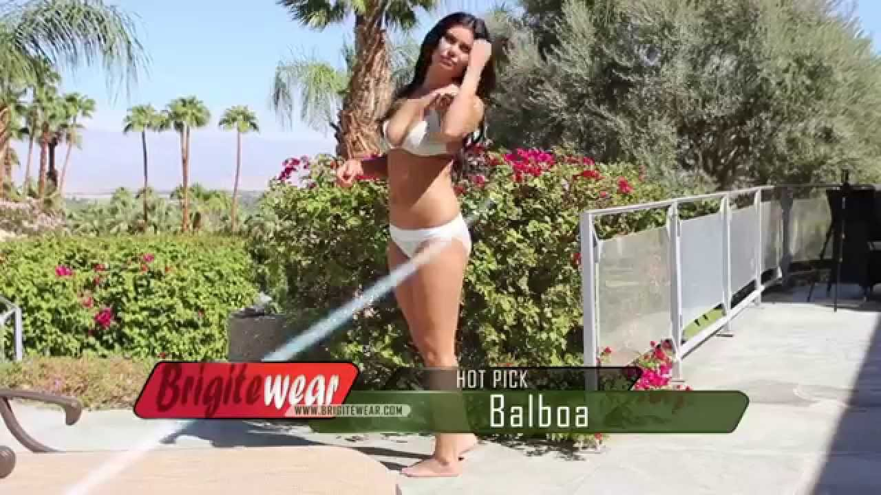 9c0f94e2358 Balboa Bikini by Brigitewear - YouTube