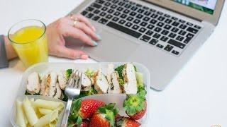 Zamiast kanapki do pracy FOODBOOK - śniadania, przekąski i lunche na cały tydzień   Ugotowani.tv HD