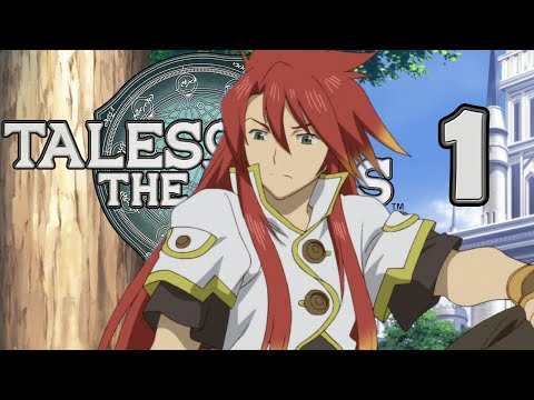 """""""BORING LIVES"""" Tales of the Abyss (Blind) - Episode 1 Let's Play w/DaFlarez"""