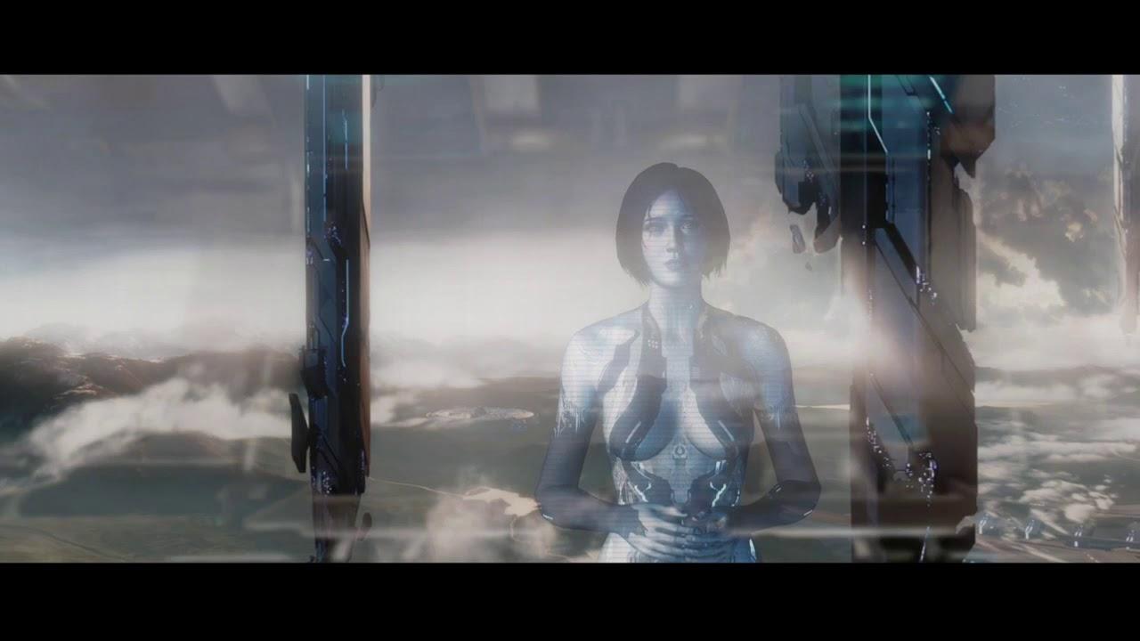 Halo 4 Sexy cortana! - YouTube