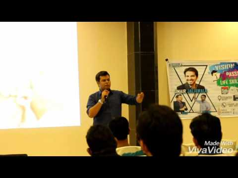 Story of a Dying Man (Syed Mohsin Trainer Speaker - Pakistan) Urdu/Hindi