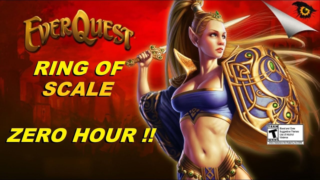 EVERQUEST RING OF SCALE NEW EXPANSION - ZERO HOUR !!(1080p)