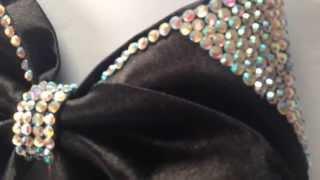 Lulu Cheer Bow by Cinderella Bows