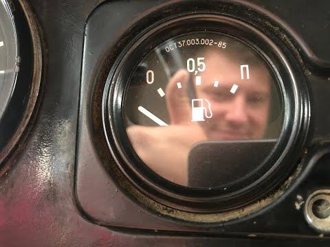 УАЗ 3151 за 59т.р / Не работает датчик топлива / решаем проблему