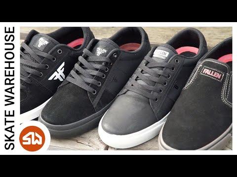 Fallen Footwear Relaunch - YouTube