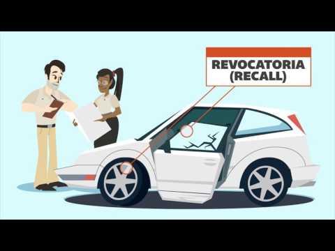 Entendiendo las Revocatorias de Autos (Recalls)