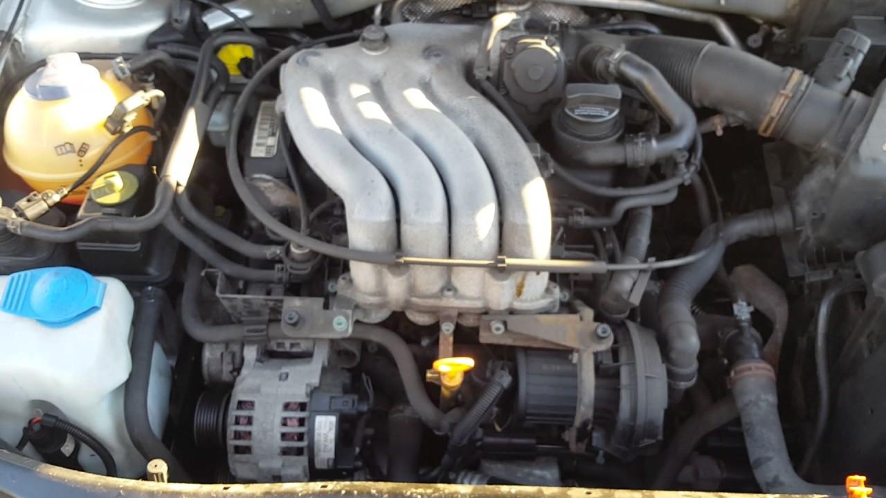 Контрактный двигатель Skoda (Шкода) 2.0 AQY | Где купить? | Тест мотора