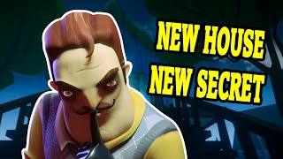 HELLO NEIGHBOR NEW HOUSE NEW SECRETS - Secret Neighbor New Update