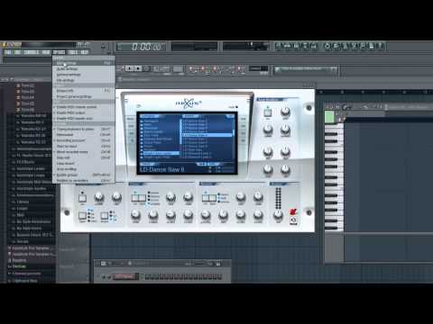 How to Hook Up a MIDI Capable Electronic Piano to FL Studio