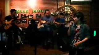 Sandy Sondoro - Malam Biru ( Cover by Xplore Band )
