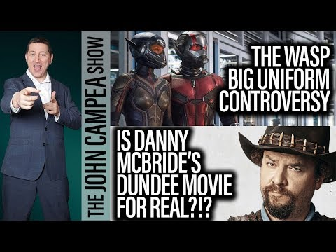 Is Dundee For Real? The Wasp's Costume Controversy - The John Campea Show