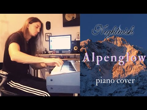 Alpenglow (Nightwish) - piano cover by Dean Kopri