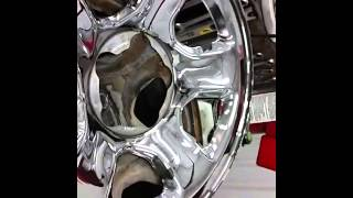 How to remove chrome skins from your wheels / rims