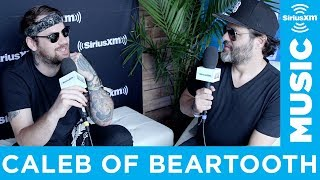 Caleb from Beartooth Talks 'Game of Thrones' with Grant Random at Epicenter 2019