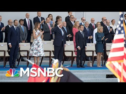Joe On Trump's Military Parade: Have The Largest War Veterans Parade Instead | Morning Joe | MSNBC