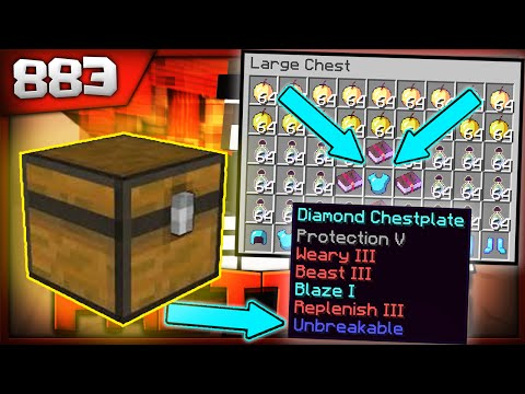Minecraft FACTIONS Server Lets Play - RICHEST CHEST EVER RAIDED!! - Ep. 883 ( Minecraft Faction )
