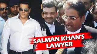 Salman khan's lawyer hastimal saraswat's interview after arms act case verdict