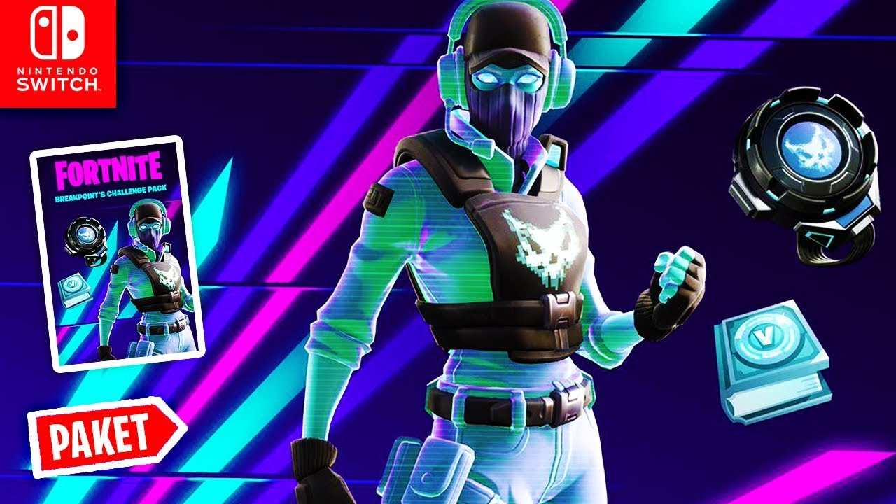 Epic Games Fortnite Event Countdown