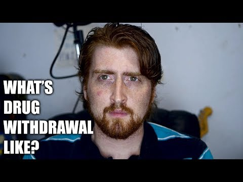 What's Drug Withdrawal Like? Horrific consequence of drug addiction.