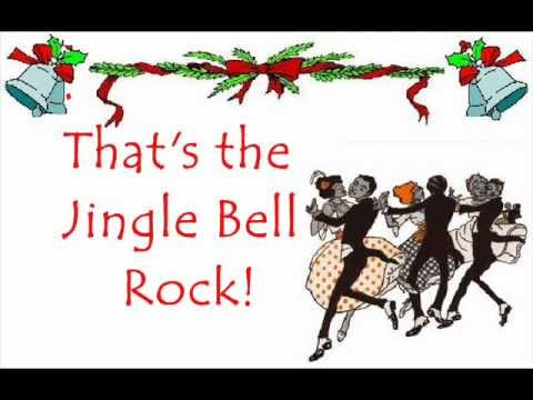 Jingle Bell Rock (with Lyrics)