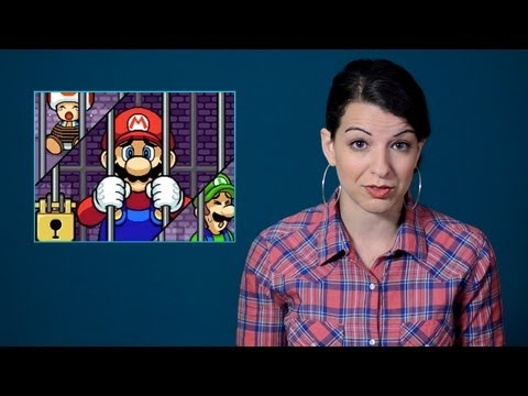 Damsel in Distress: Part 3 - Tropes vs Women in Video Games