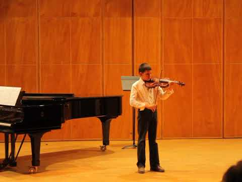 Danse Hongroise Brahms