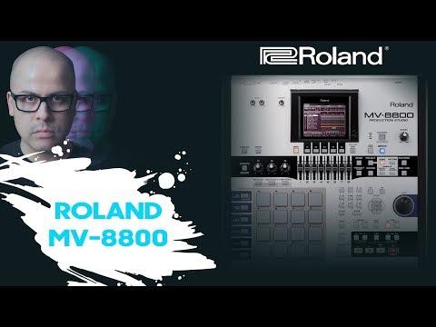 ADSR - Roland MV 8800 - Gear Chat 05