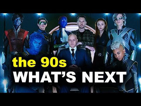 X-Men Apocalypse SPOILERS - Next X-Men Movie 90s - Age of Apocalypse?!