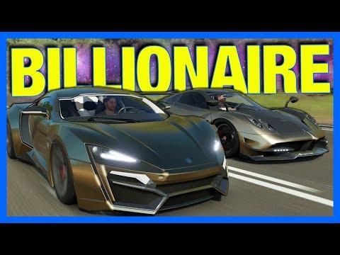 Forza Horizon 3 Online : BILLIONAIRE'S HYPERCAR!! thumbnail