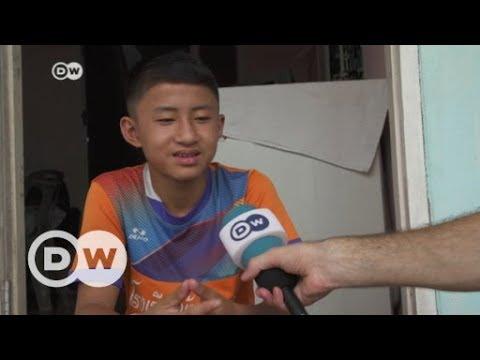 Thailand: Knapp der Höhle entgangen   DW Deutsch