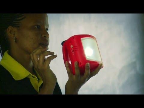 2013 Ashden Awards | SolarAid get solar power to rural east Africa (5 minute version)