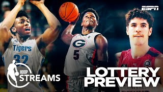 Hoop Streams | NBA Draft Lottery Preview