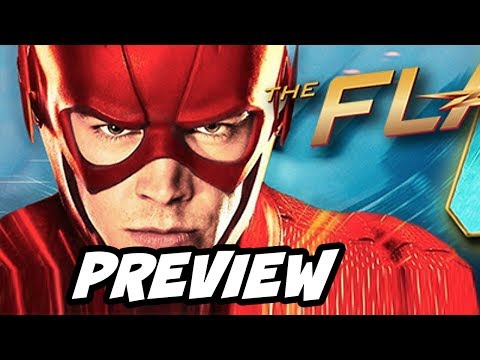 Download Youtube: The Flash Season 4 New Characters Preview
