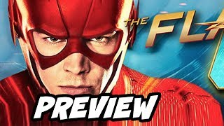 The Flash Season 4 New Characters Preview