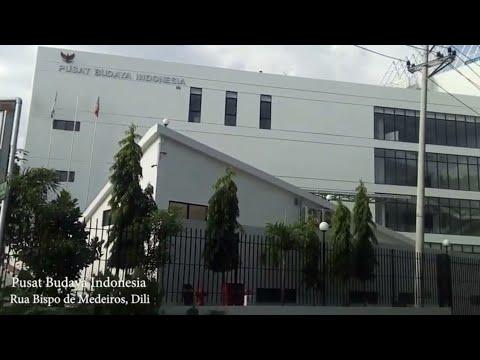 Eksplorasi Pusat Budaya Indonesia Dili Timor Leste | East Timor 2018