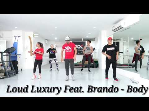 Loud Luxury Feat. BRANDO - Body | Mixxedfit | Choreographed By ALVIN