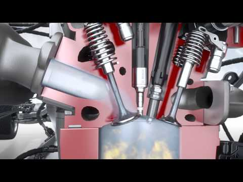 EN | Bosch gasoline direct injection