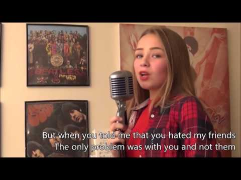 Sia Chandelier Connie Talbot Cover 歌詞 Lyrics | Mp3 Download ...