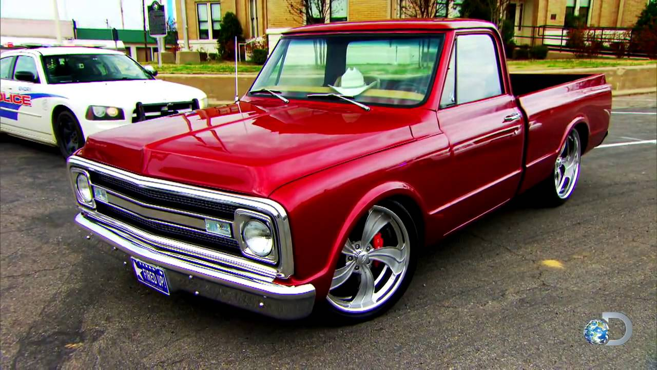 Fired Up Garage : Fired up garage finishes their first restomod pickup youtube