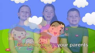 Spencer Family Music - Children, Obey Your Parents (Ephesians 6:1-3)